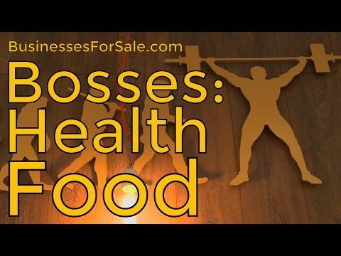 Running a health food restaurant – Gyms Kitchen (Bosses)