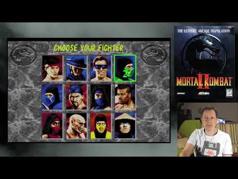 #998 Zock' mal wieder...Mortal Kombat 2: Wenn das Laden länger als das Gameplay dauert...[Amiga] thumbnail