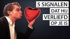 Hoe Je 100% Zeker Weet Of Hij Verliefd Op Je Is - 5 Signalen Dat Een Man Je Leuk Vindt
