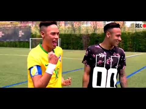 Neymar jr/Magical/skill and Goal's celebration The night SONG Mp3