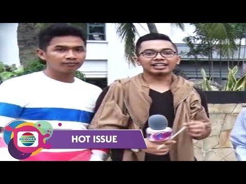 Ridwan dan Zam Ryzam Adu Ketangkasan Demi Sarah Fazny - Hot Issue Pagi