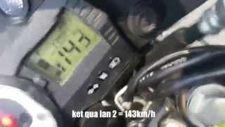 Test tốc độ Raider 150 VietNam Zin   Đây mới là câu trả lời của huyền thoại