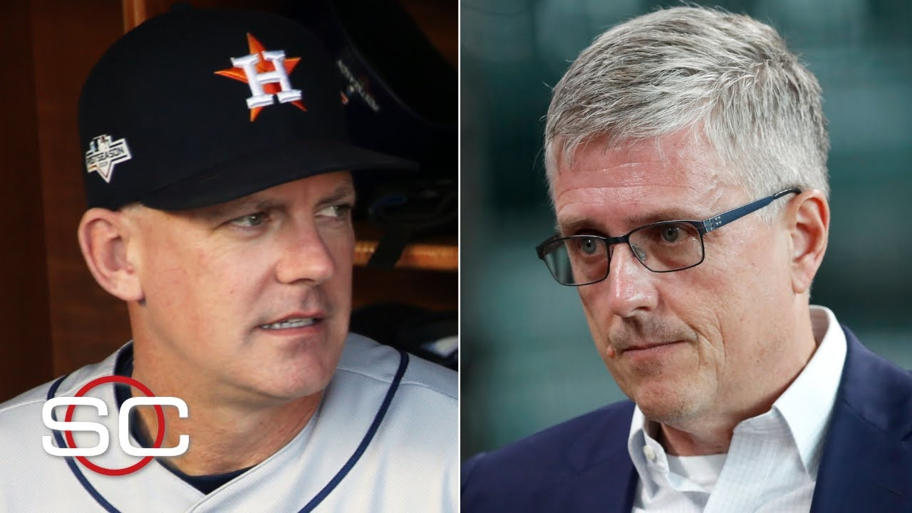 Astros GM Jeff Luhnow, manager A.J. Hinch fired by owner Jim ...