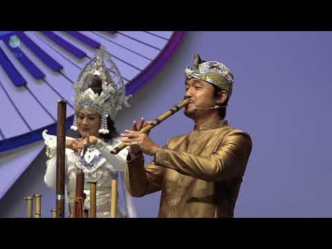 2018舞頌大自然-13.印尼峇厘島演奏家 Gus Teja Saraswati教化女神