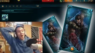 One of gbay99's most viewed videos: BEST HEXTECH CHEST OPENING EVER!!!!!