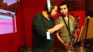 El Sótano | La Más Orquesta - Grabación de Llorando y Buscandome