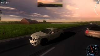 World Racing 2 - Пробуем