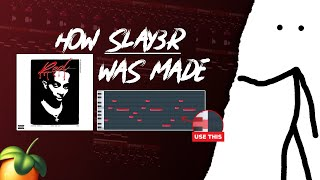 """How """"SLAY3R"""" by Playboi Carti Was Made (in 3 minutes)"""