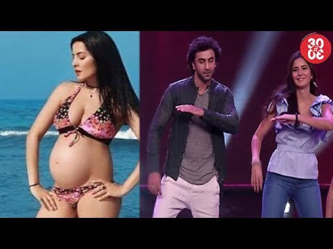 Celina Jaitley Flaunts Her Baby Bump | Ranbir Kapoor-Katrina Kaif Promote 'Jagga Jasoos' Mp3