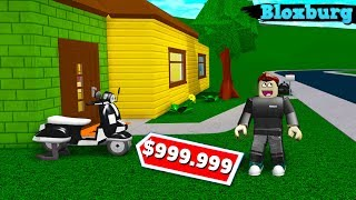 I FINALLY BOUGHT MY FIRST BIKE IN ROBLOXAT! AVENTUREs ROBLOX!