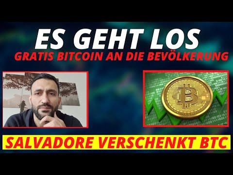 Bitcoin als Landeswährung setzt sich durch!? + Krypto News