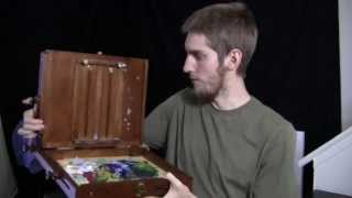 Acrylic Painting Tip #69 - Pochade Box For Plein Air & Studio Painting