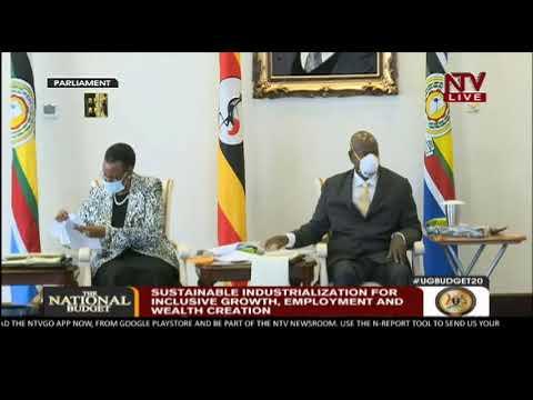 Uganda's 2020/21 Budget reading