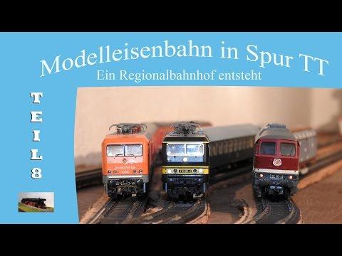 Modelleisenbahn In Spur TT