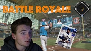I ALMOST HAVE THE 99 OVERALL GRIFFEY!! - MLB The Show 17 BATTLE ROYALE