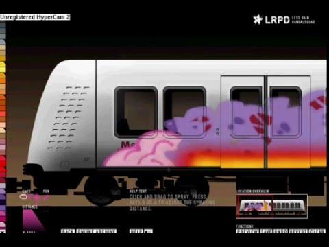 Virtual Graffiti 7