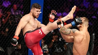 Natan Schulte: Road to the PFL Playoffs | Professional Fighters League 2019