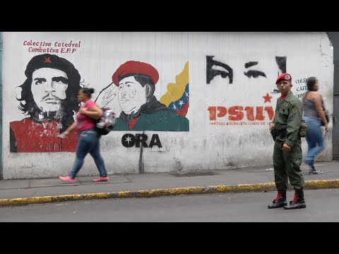 The experiment of Venezuela - A documentar by Iásonas Pipinis