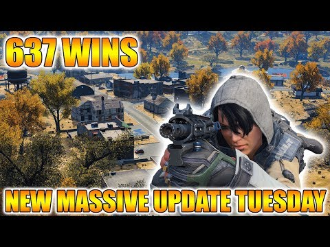 NEW UPDATE COMING! 637 Blackout Wins!! // PS4 Gameplay // Aggressive Squads