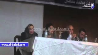 بالفيديو والصور.. نواب المنصورة يبحثون مشاكل المدينة في صالون سياسي بنقابة أطباء طلخا