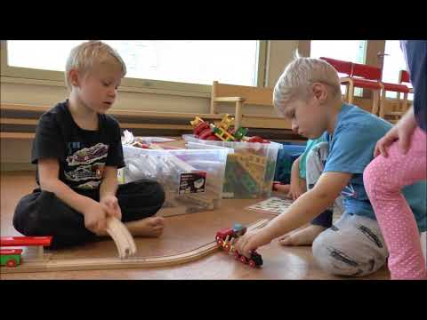 The new curriculum for early childhood education - The Nightingale Pedagogy in Hämeenlinna, Finland