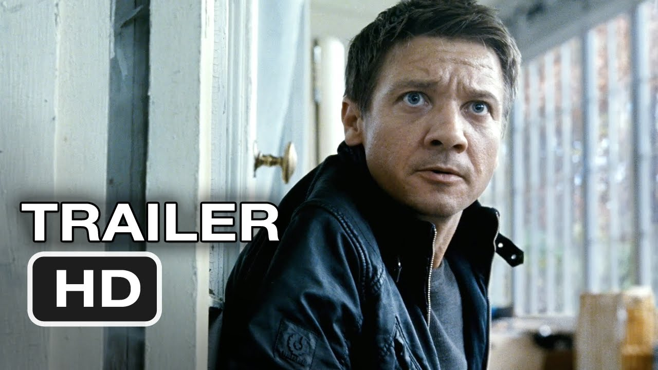 The Bourne Legacy Official Trailer 1 Jeremy Renner Movie 2012 Hd Youtube