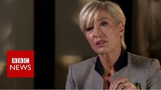 Emma Thompson: Weinstein 'top of harassment ladder'  - BBC News
