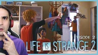 Γνωρίσαμε Άλλον ΠΡΗΧΤΗ! (Life Is Strange 2 #5)