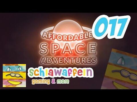 Affordable Space Adventures #017 - 3 Player - Co-Op - schlawaffeln [HD] [FACECAM] [GER]