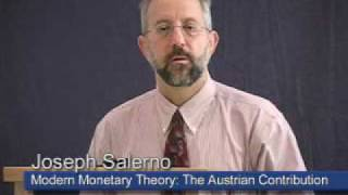 Modern Monetary Theory: The Austrian Contribution | Joseph T. Salerno (Lecture 5 of 10)