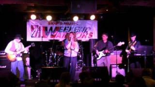 Too Bad About Your Girl - donnas cover - Weekend Warriors