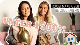 ACTION ROOM MAKEOVER für UNTER 150€ ?!  |  AnaJohnson