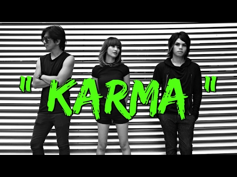 Cokelat - Karma (Toxic Team Cover) Live at Hamamatsu Japan