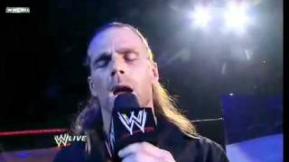 Undertaker and Shawn Michaels Road to WrestleMania 25