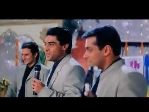 Yeh To Sach Hai Ki Bhagwan Hai  Full Song  HD With Lyrics   Hum Saath Saa