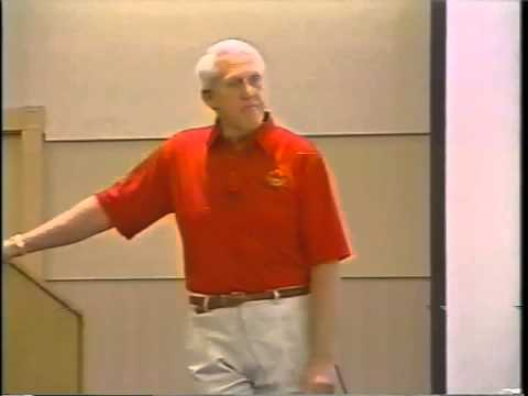 Bill Walsh Clinic Talk, San Francisco 49ers 1