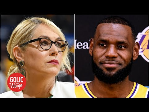 Doris Burke on what a 4th NBA title would mean for LeBron's legacy | Golic and Wingo