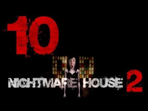 Let's Play Nightmare House 2 [Blind/Deutsch] #10 In der Enge