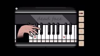 Cube Escape: Theatre: Piano Puzzle Walkthrough & iOS iPad Air 2 Gameplay (Rusty Lake)