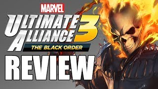 Marvel Ultimate Alliance 3: The Black Order Review - The Final Verdict (Video Game Video Review)