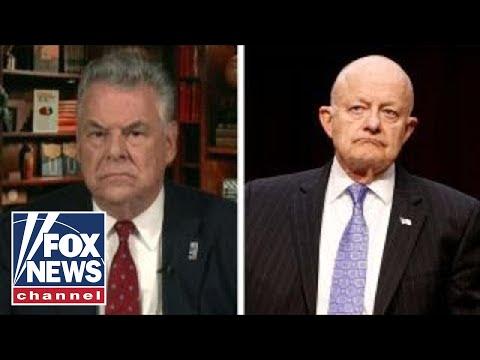 Rep. King on James Clapper\'s anti-Trump dossier leak