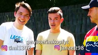 Leben mit Tourette | Pantomime Challenge mit EinfachPeter und Shpendiboy