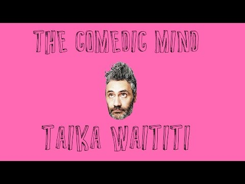 The Comedic Mind of Taika Waititi