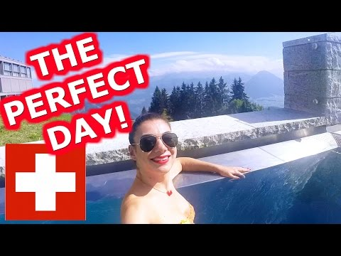 THE PERFECT DAY - TRAVEL VLOG 358 SWITZERLAND | ENTERPRISEME TV