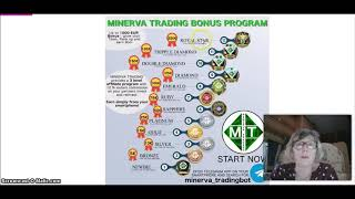 Getting Paid Daily with Passive Income from Minerva  - My Sponsors and More..