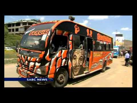 "Obscene music and ""disco"" lights on Kenya's Matatus must go"