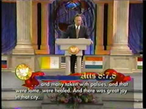 John Osteen's The Holy Ghost and Fire: Power after Salvation (1996)