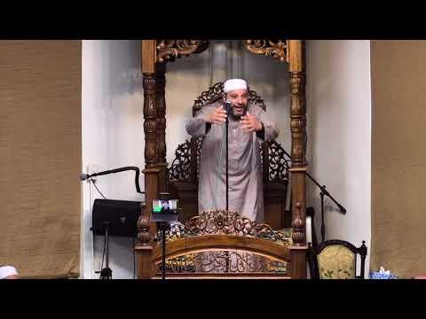 الشيخ محمد موسى سورة الأنفال والسنن الإلهية 05/18/2018