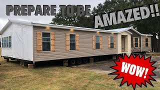 The Helicon by Winston Homebuilders | 32x76 3 bed 2 bath Double Wide Mobile Home Tour