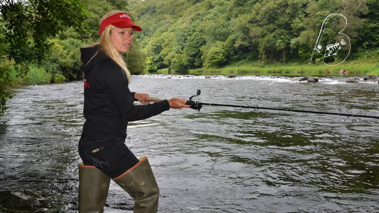 Babs fishing in ireland youtube for Fishing in ireland